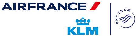 สายการบินแอร์ฟรานซ์และเคแอลเอ็ม (AIRFRANCE and KLM)
