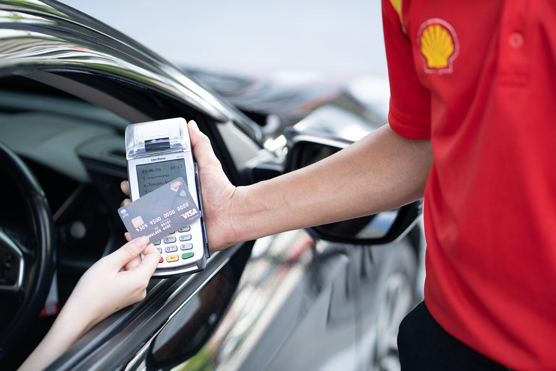 Pay at Pump จ่ายง่ายในรถ สะดวก ปลอดภัย ไร้สัมผัส กับ KTC Contactless