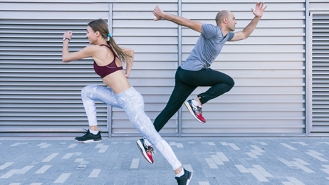 รองเท้าวิ่งคุณภาพดีช่วยซัพพอร์ตเท้า และป้องกันอาการบาดเจ็บ