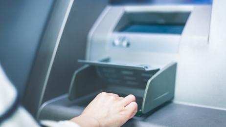 บัตรกดเงินสดสามารถเบิกถอนเงินสดผ่านตู้ ATM ได้