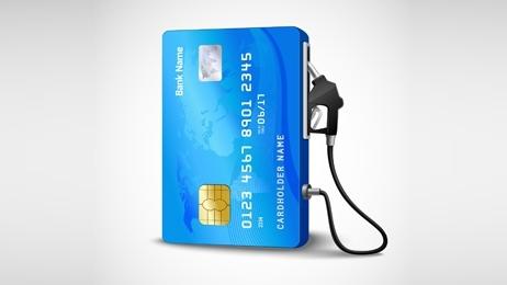 บัตรเครดิตเติมน้ำมัน 2564
