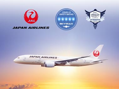 Japan Airlines x KTC WORLD