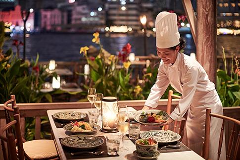 ลด 30% ค่าอาหารและเครื่องดื่มไม่มีแอลกอฮอล์ ที่ โรงแรม เพนนินซูลา กรุงเทพฯ