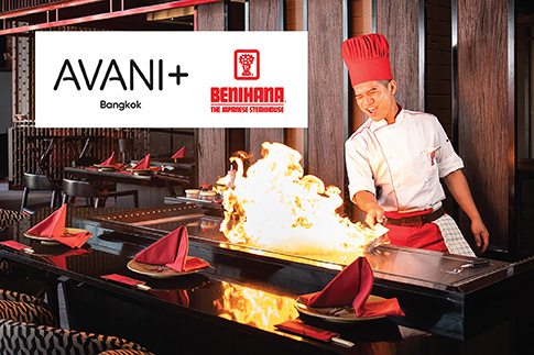 บุฟเฟ่ต์โรงแรม อนันตรา ริเวอร์ไซด์ กรุงเทพฯ (Anantara Riverside Bangkok)