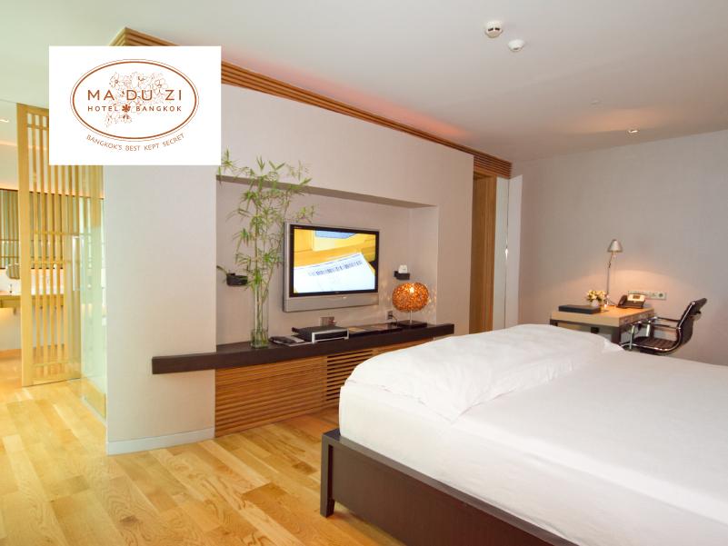 โรงแรมมาดูซิ กรุงเทพ (Maduzi Hotel Bangkok)