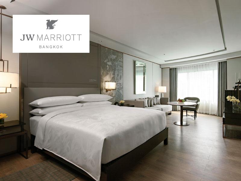 โรงแรม เจดับบลิว แมริออท กรุงเทพฯ (JW Marriott Hotel Bangkok)
