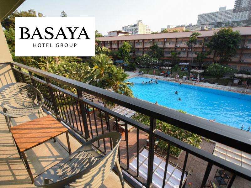 โรงแรม บาศญ่า บีช โฮเทล แอนด์ รีสอร์ท- พัทยา (Basaya Beach Hotel & Resort)