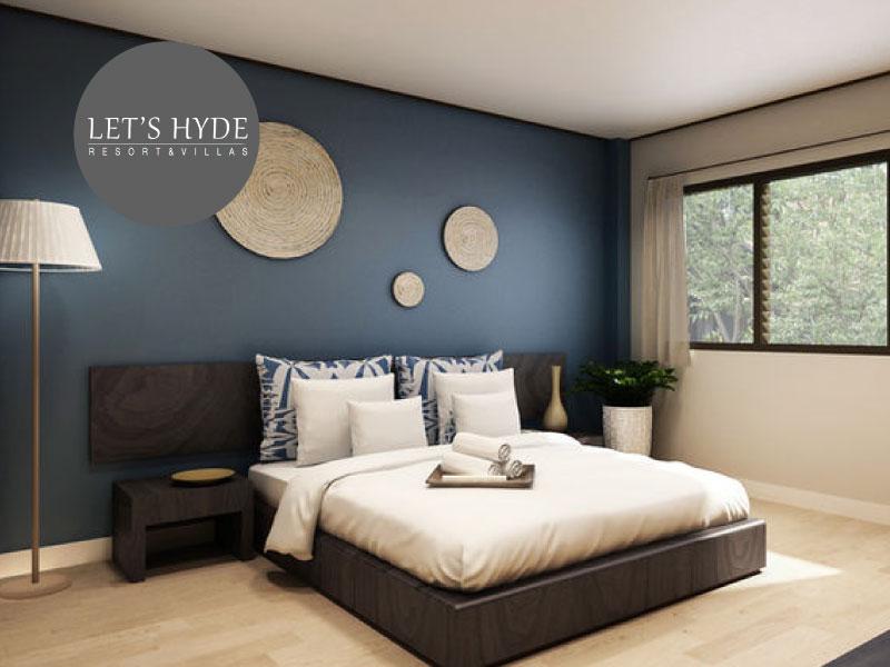 โรงแรม เล็ทส์ไฮด์ รีสอร์ท แอนด์ วิลล่าส์- พัทยา (Let's Hyde Resort & Villas)