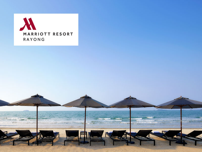 ระยอง แมริออท รีสอร์ท แอนด์ สปา (Rayong Marriott Resort & Spa)
