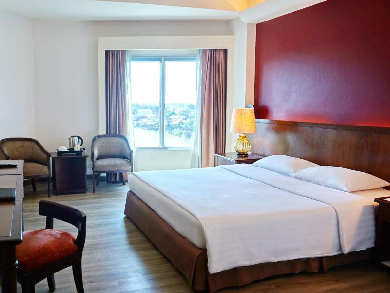 โรงแรม กรุงศรี ริเวอร์- อยุธยา (Krungsri River Hotel)