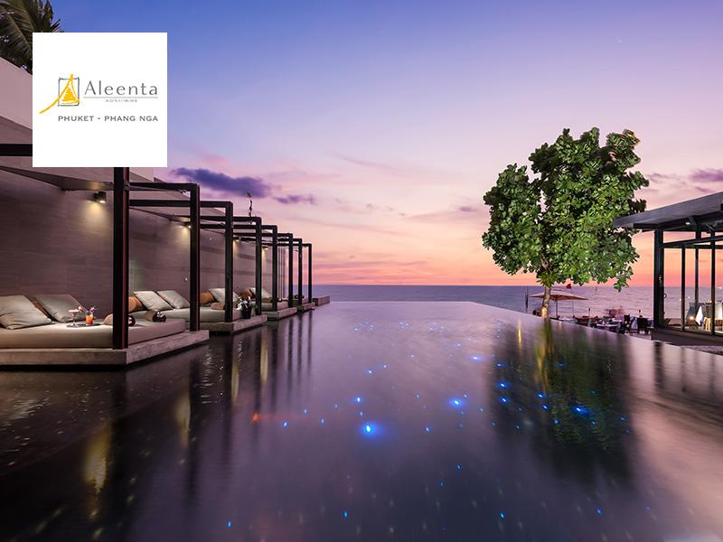อลีนตา รีสอร์ท ภูเก็ต พังงา(Aleenta Resort Phuket - Phangnga)