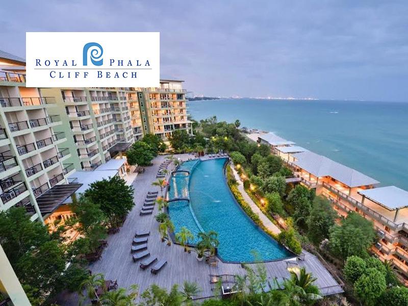 โรงแรม รอยัล พลา คลิฟ บีช กรุงเทพ (Royal Phala Cliff Beach Hotel)