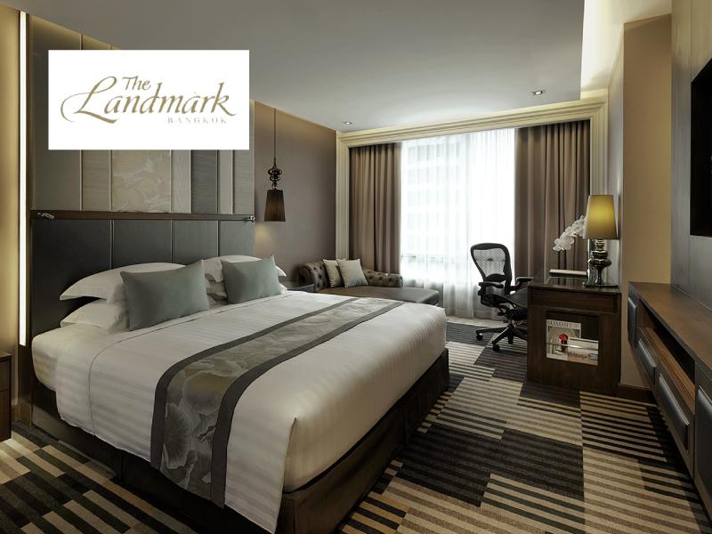 โรงแรมแลนด์มาร์ค กรุงเทพ (The Landmark Bangkok)