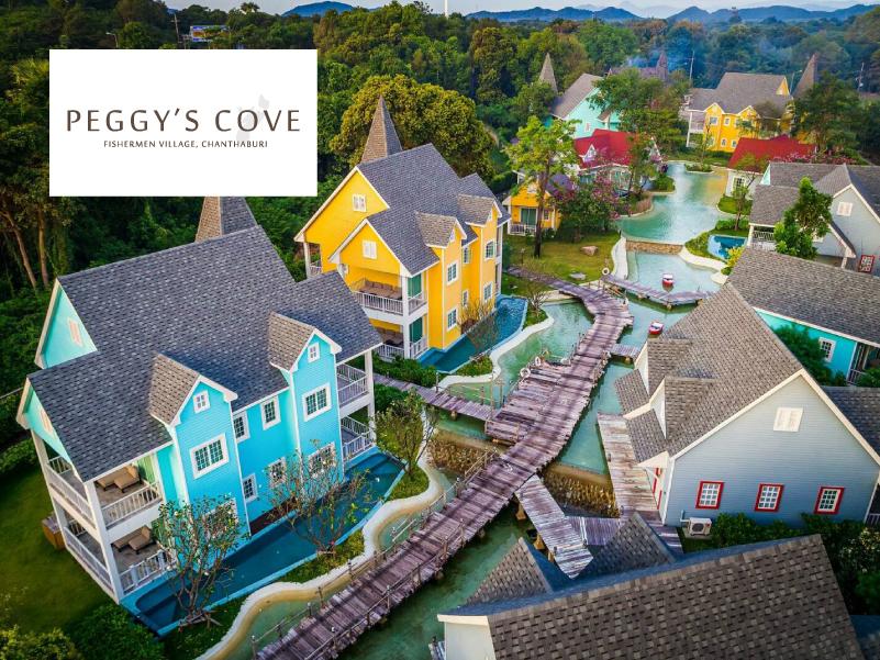 เป๊กกี้ โคฟ รีสอร์ท จันทบุรี (Peggy's Cove Resort Chanthaburi)