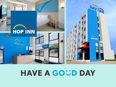 โปรโมชั่นโรงแรม ฮ็อป อินน์ (Hop Inn Thailand)