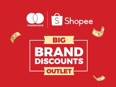 ช้อปออนไลน์สุดคุ้มกับบัตรเครดิต KTC ที่ Shopee Big Brand Discounts Outlet