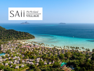 แพ็กเกจ 3 วัน 2 คืน ที่ SAii Phi Phi Island Village Beach Resort