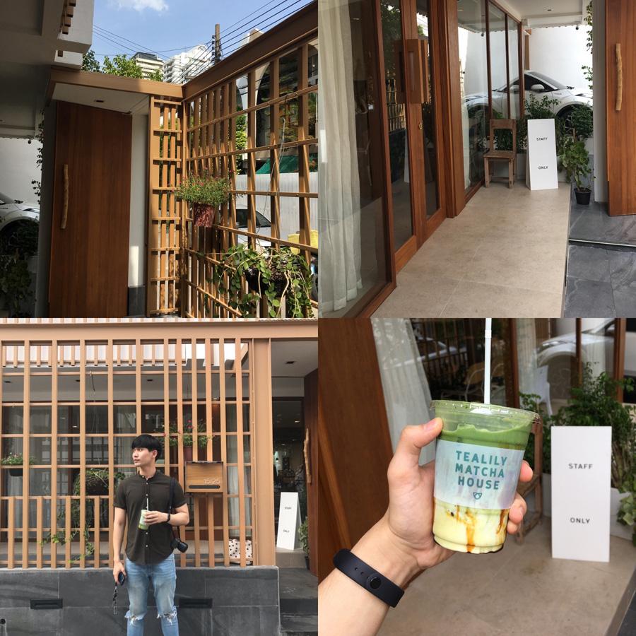 รวมร้านคาเฟ่กรุงเทพฯ Tealily Cafe (ทีลิลี่คาเฟ่ - เอกมัย)