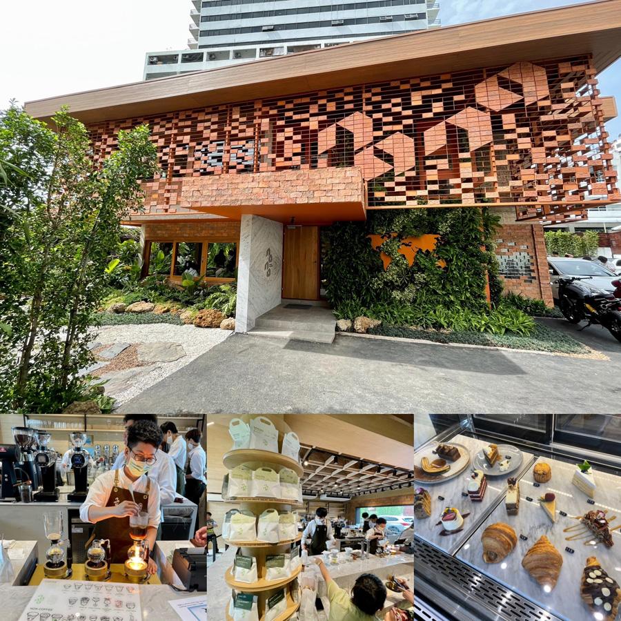 รวมร้านคาเฟ่กรุงเทพฯ NANA Coffee Roasters Ari (อารีย์)