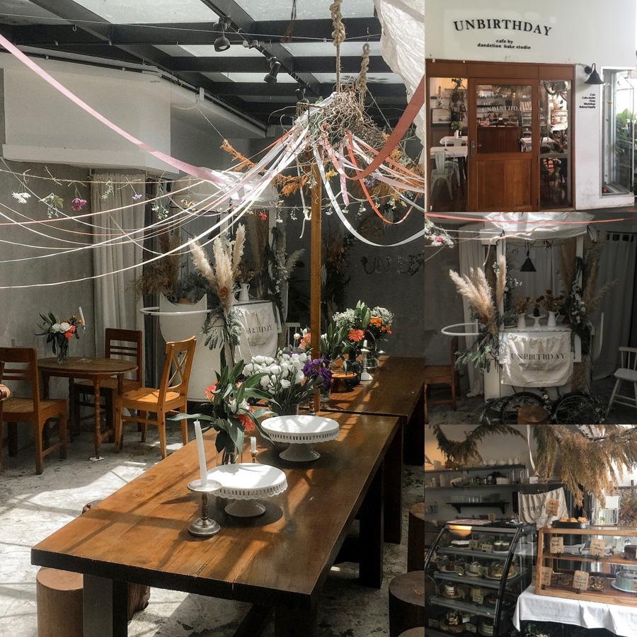 รวมร้านคาเฟ่กรุงเทพฯ Unbirthday Cafe (สุขุมวิท 31 - พร้อมพงษ์)