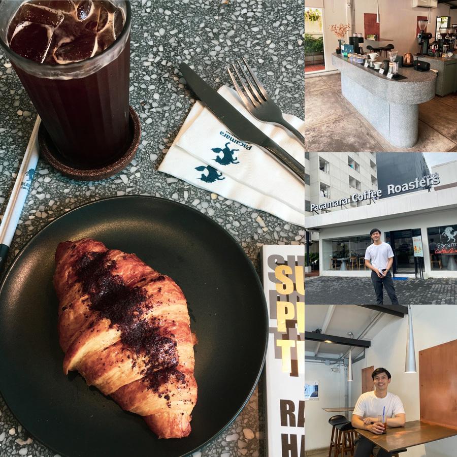 รวมร้านคาเฟ่กรุงเทพฯ Pacamara Coffee Roaster x Specialty Coffee Lab (ทองหล่อ 25)