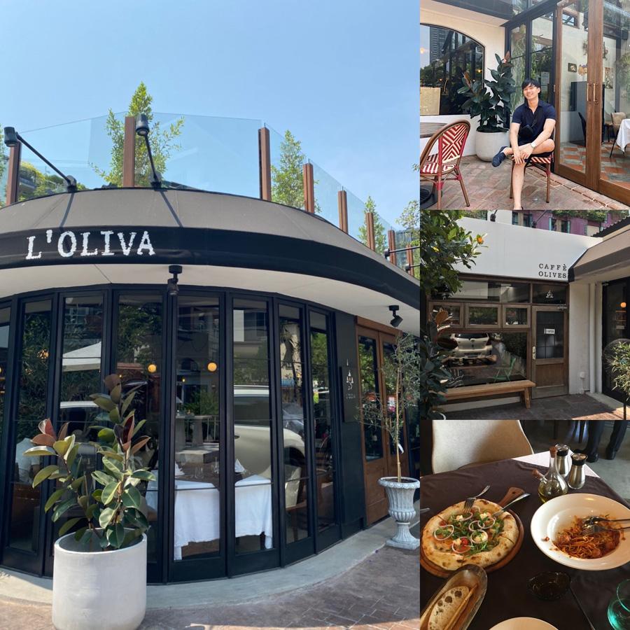 รวมร้านคาเฟ่กรุงเทพฯ L'OLIVA (สุขุมวิท 36)