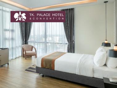 โรงแรม ทีเค.พาเลซ โฮเทล แอนด์ คอนเวนชั่น, กรุงเทพฯ