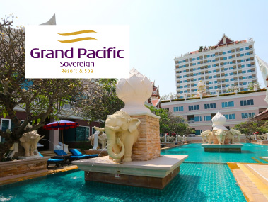 Grand Pacific Sovereign Resort and Spa, Cha-am