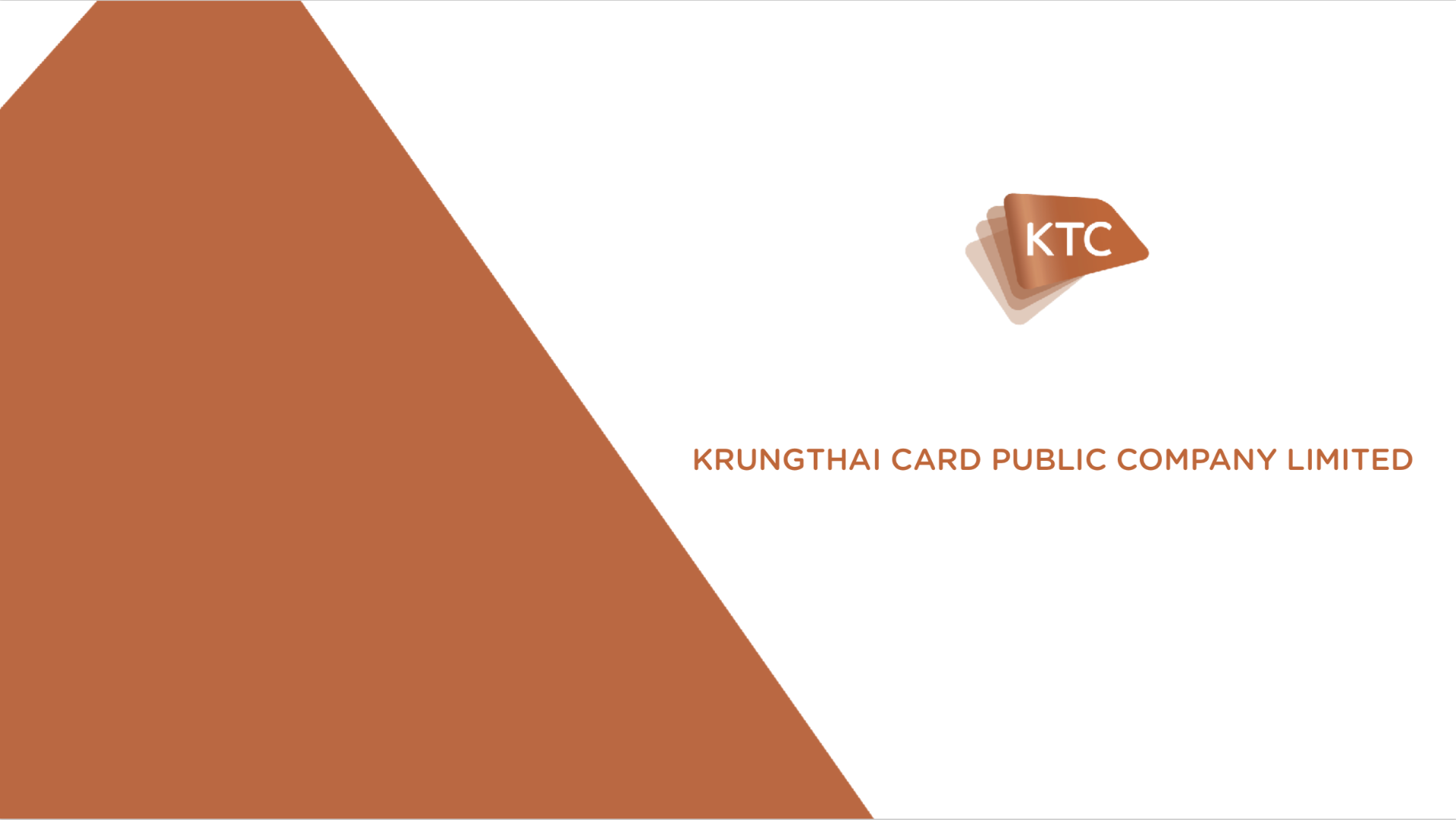 KTC Credential 2020