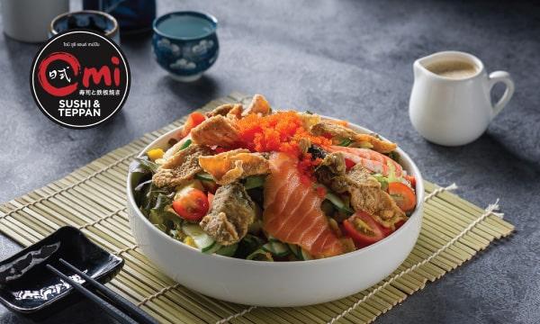 โปรร้านอาหารสุดคุ้มกับบัตรเครดิต KTC ที่ ร้านอร่อย ย่านเลียบทางด่วนเอกมัย - รามอินทรา