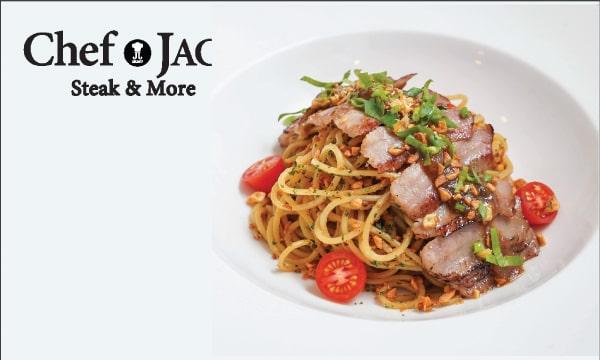 1. Chef JACK Steak & More (เชฟ แจ็ค สเต็ก แอนด์ มอร์)