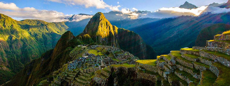 มาเปรู ต้องมาเที่ยว Machu Picchu  1 ใน 7 สิ่งมหัศจรรย์ของโลก