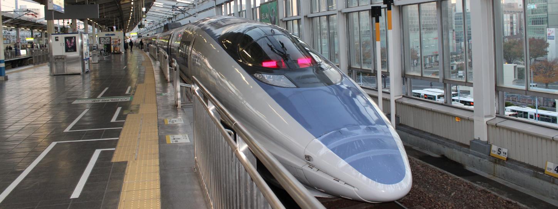 จองตั๋วรถไฟญี่ปุ่นสุดคุ้ม (JR Pass) ที่ KTC World Travel Service