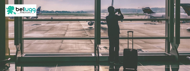 Bellugg Luggage Delivery บริการ รับ-ส่ง กระเป๋าเดินทาง สัมภาระ
