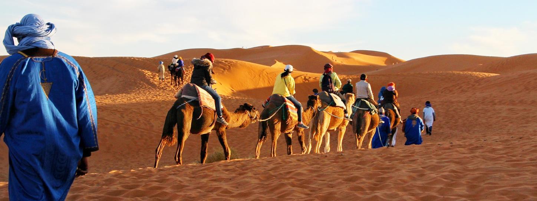 โมรอคโค เสน่ห์แห่งโลกตะวันออกกลางบนดินแดนแอฟริกา