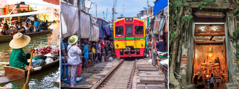 10 เหตุผลชวนเที่ยววิถีไทย เก๋ไก๋ที่แม่กลอง