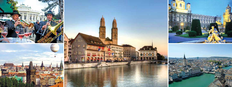 5 ROMANTIC GETAWAYS IN EUROPE ทริปฮันนีมูนสุดโรแมนติก 5 เมืองสวยในยุโรป