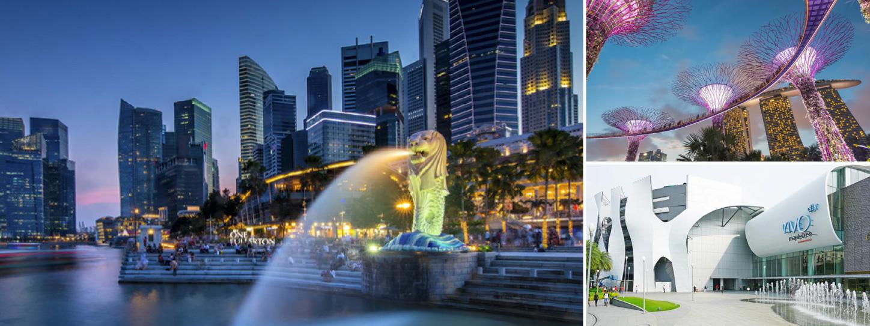 ที่เที่ยวสิงคโปร์ สำรวจเมืองนวัตกรรมล้ำสมัย