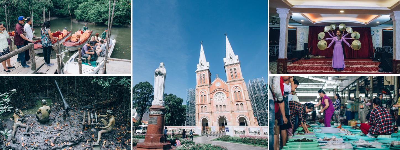 แบกเป้ตะลุยเวียดนาม 3 วัน 2 คืน สัมผัสเสนห์เมืองงาม โฮจิมินห์ กับ KTC World