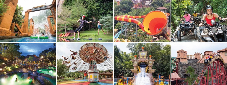 เที่ยวอีโปห์สนุกกับสวนน้ำสวนสนุก Lost World of Tamboon