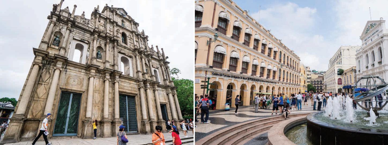 เที่ยว มาเก๊า เสพกลิ่นเมืองเก่า เคล้าวัฒนธรรม (Macau Old Town)