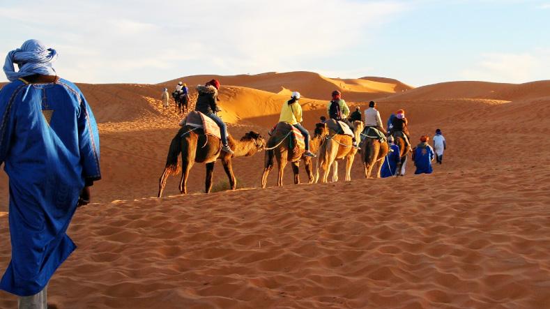 โมรอคโค (Morocco) เสน่ห์แห่งโลกตะวันออกกลางบนดินแดนแอฟริกา