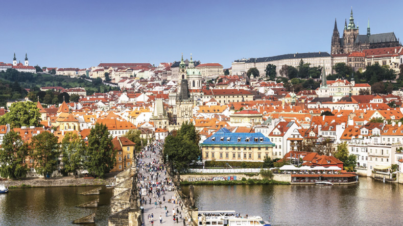 LET THE FAIRY TALE BEGIN AT PRAGUE