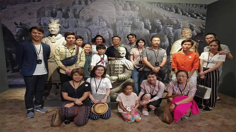 จิ๋นซีฮ่องเต้ จักรพรรดิองค์แรกของแผ่นดินจีน กับกองทัพทหารดินเผา