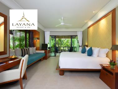 โปรโมชั่นโรงแรม ลยานะ รีสอร์ท แอนด์ สปา, เกาะลันตา จ.กระบี่ (Layana Resort & Spa)
